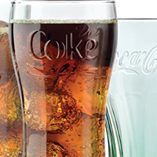 Libbey Coca-Cola Advertisement