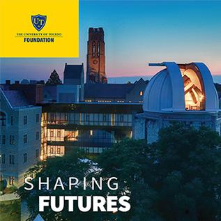 University of Toledo Foundation Annual Report Cover